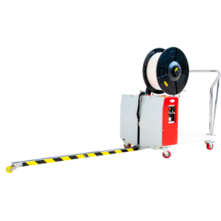 Полуавтоматическая стреппинг машина для паллет TP-502MV