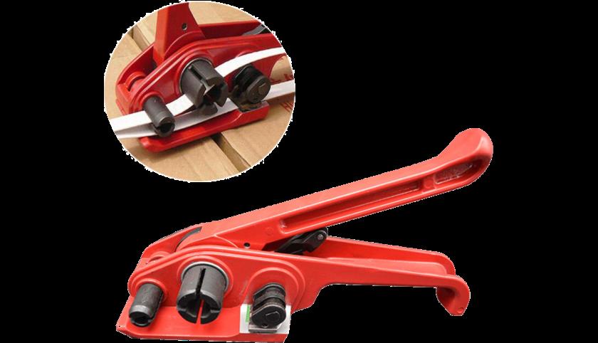 Виды ручного оборудования для стреппинга