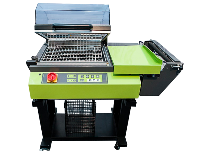 Машина для термоусадки в пленку Extend EKH-346
