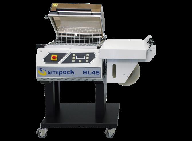 Камерная термоусадочная машина SmiPack SL45