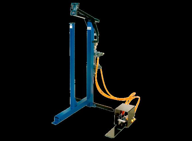 Ножной пневматический степлер Mainpack CAB-S