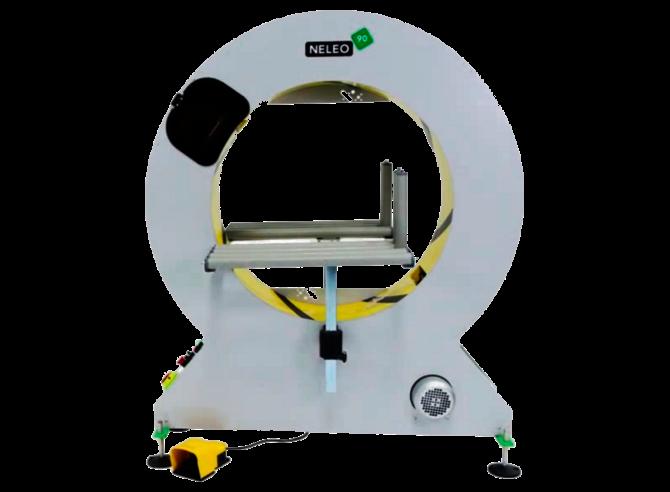 Орбитальный обмотчик стрейч-пленкой Neleo 90