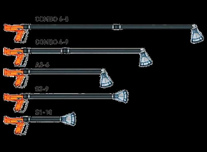 Расширительные системы для Ripack 2200