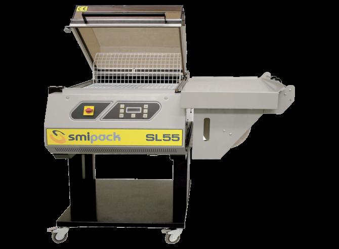 Smipack SL 55 упаковка в термоусадочную пленку
