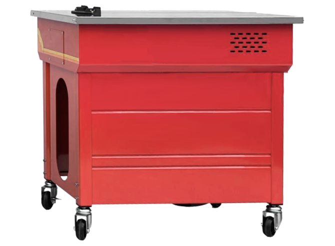 TP-501 «Genesis» машина для обвязки ПП лентой