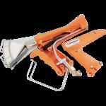 Газовый пистолет Ripack 2200 в разборе