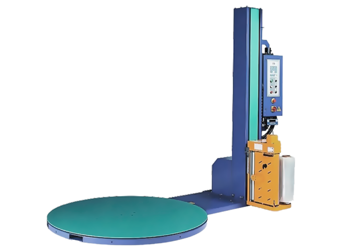 ЕХР-108 паллетообмотчик для упаковки в стрейч пленку