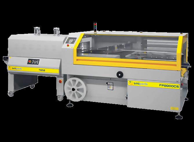 Smipack FP8000CS Т652 автоматическое термоусадочное оборудование