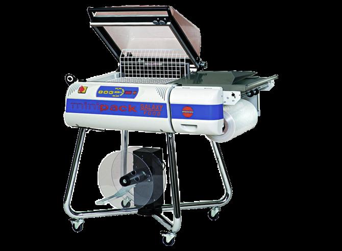 Камерная термоусадочная машина Minipack Torre Galaxy Food