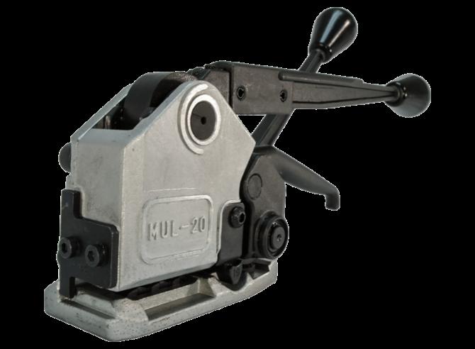 МУЛ-20 - ручное устройство для металлической ленты