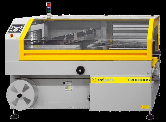Обрезчик автомат FP8000CS для термоусадки
