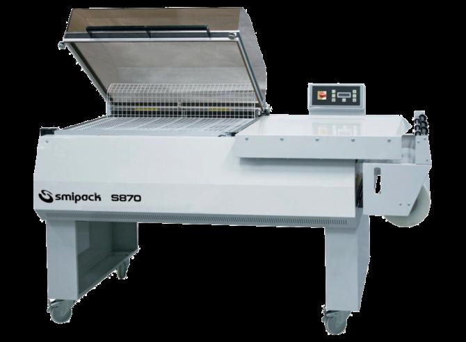 Камерный термоусадочный упаковщик SmiPack S870