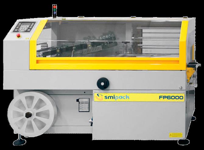 Термоусадочная упаковочная машина Smipack FP6000