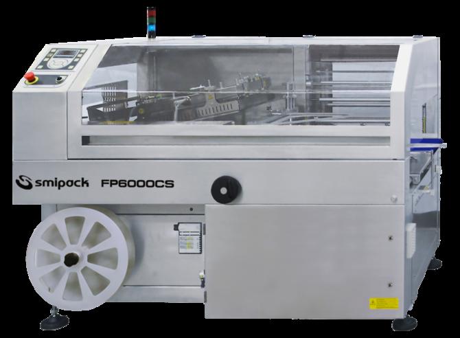 Термоусадочный упаковщик Smipack FP6000CS