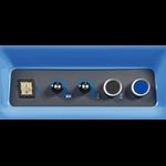 Стреппинг машина EXC-303 - контрольная панель